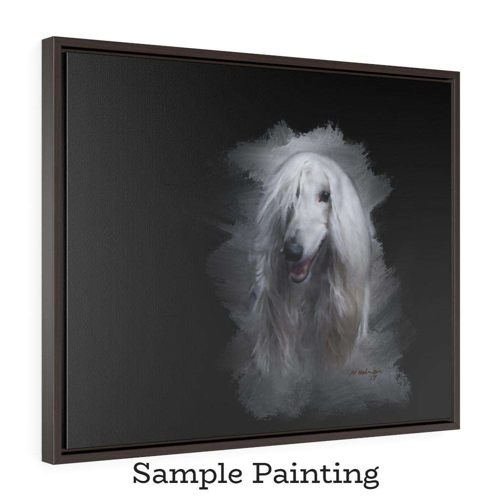30x24 or 24x30 Framed Gallery Wrap