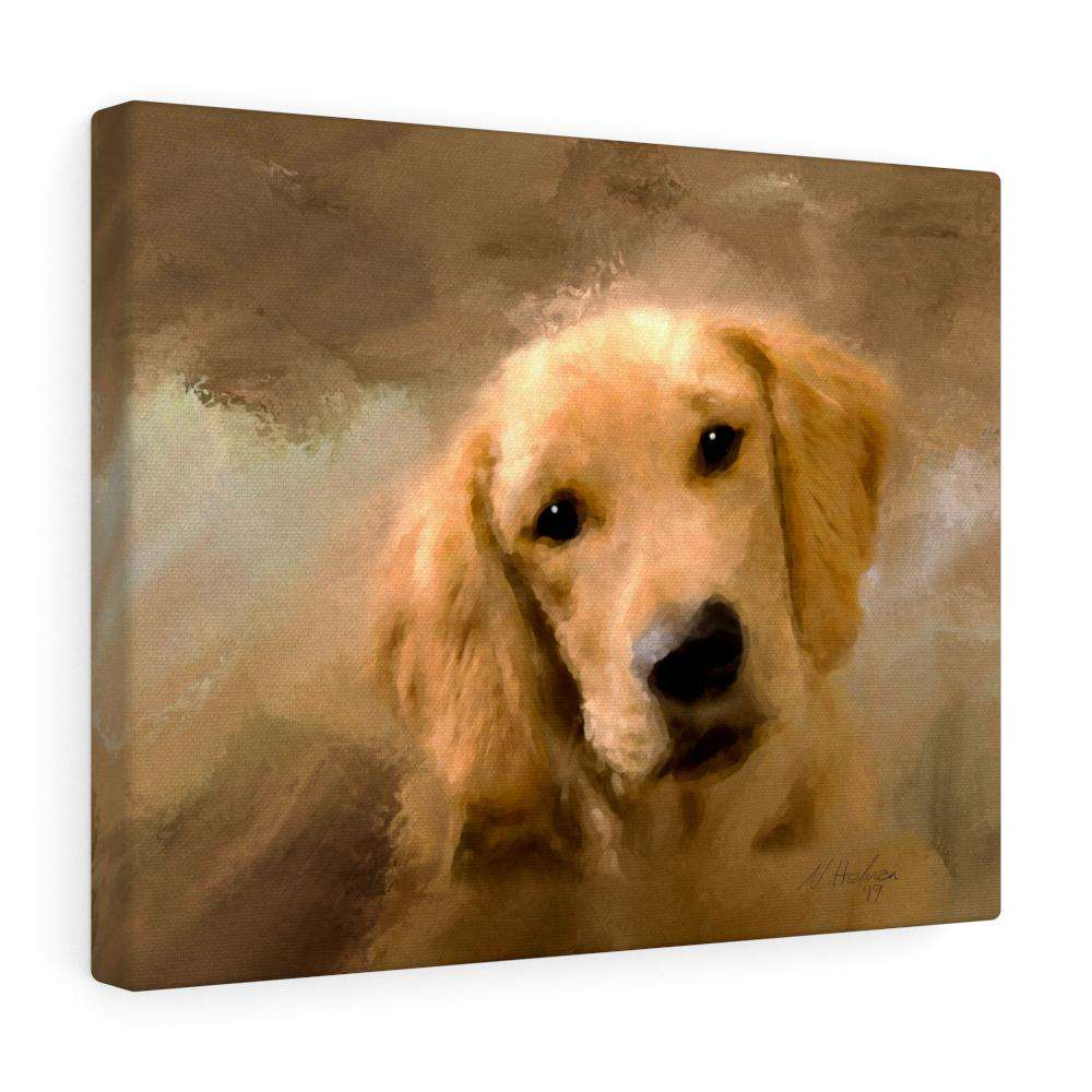 Your Golden's Personalized Pet Portrait