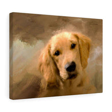 Load image into Gallery viewer, Your Golden's Personalized Pet Portrait