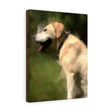 "Load image into Gallery viewer, ""Ziggy Siegel"" Canvas Gallery Wrap"
