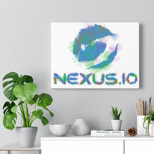 Load image into Gallery viewer, Nexus.IO Logo Gallery Wrap