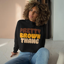 Load image into Gallery viewer, Pretty Brown Thang-Hoodie- Ébène Apparel