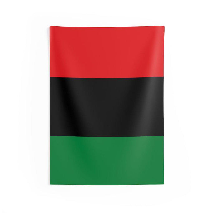 Pan African Flag Tapestry-Home Decor- Ébène Apparel