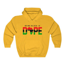 Load image into Gallery viewer, Being Black is Dope-Hoodie- Ébène Apparel