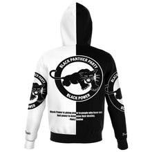 Load image into Gallery viewer, Black Panther Party - Zip up-Hoodie- Ébène Apparel