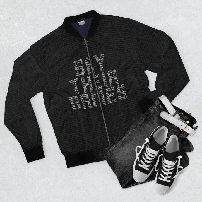 Say Their Names-Jackets- Ébène Apparel