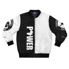 Load image into Gallery viewer, Black Panther Party Bomber Jacket-All Over Prints- Ébène Apparel