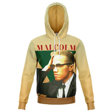 Load image into Gallery viewer, Malcolm X-Hoodie- Ébène Apparel