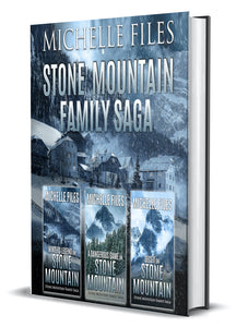 Stone Mountain Family Saga - ebook