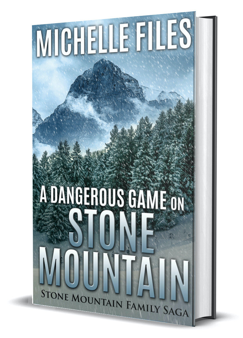 A Dangerous Game on Stone Mountain - ebook