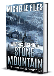 Winters Legend on Stone Mountain - ebook
