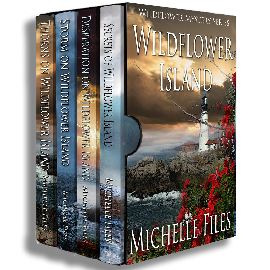 Wildflower Mystery Series - ebook