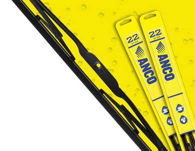 Anco 31-Series 10'' Wiper Blade