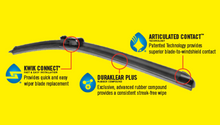 Load image into Gallery viewer, Anco Contour SB 24'' Wiper Blade