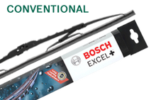 Load image into Gallery viewer, Bosch Excel+ 17'' Wiper Blade