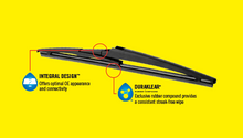 Load image into Gallery viewer, Anco Rear Blade B 16'' Wiper