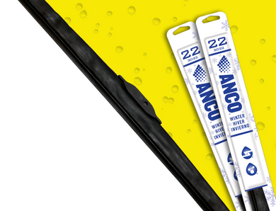 Anco Winter Blade 16'' Wiper Blade