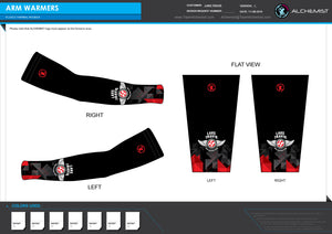 Unizex Arm Warmers