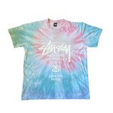 Stüssy Tie Dye Tee-T-Shirt-Solus Supply