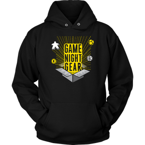 Hoodie Unisex Game Night Gear Hoodie - Game Night Gear
