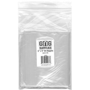 "Bit Baggies | Bit Baggies 6"" x 9"" (pack of 20) 