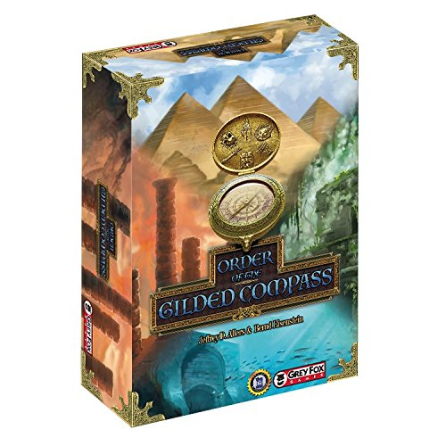 Board Game | Order of the Gilded Compass | Game Night Gear