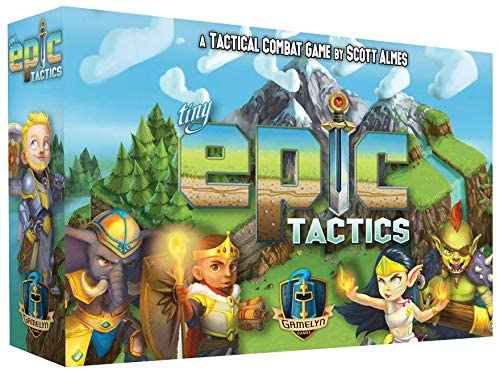 Board Game | Tiny Epic Tactics | Game Night Gear