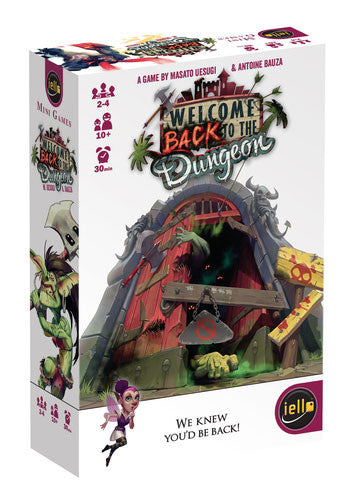 Board Game | Welcome Back to the Dungeon | Game Night Gear