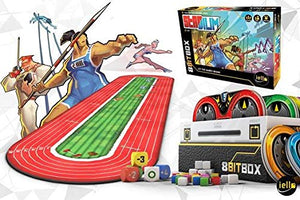 8Bit Box Stadium components