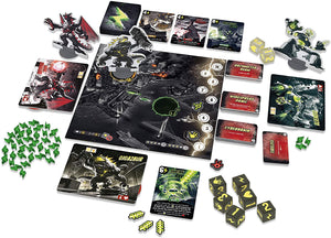 Board Game | King of Tokyo: Dark Edition | Game Night Gear