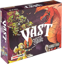 Load image into Gallery viewer, Board Game | Vast: The Crystal Caverns | Game Night Gear