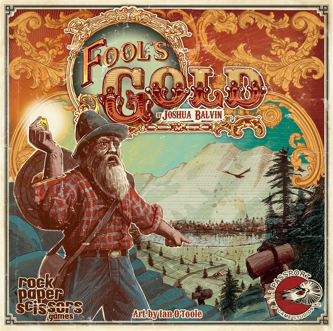 Board Game | Fool's Gold | Game Night Gear