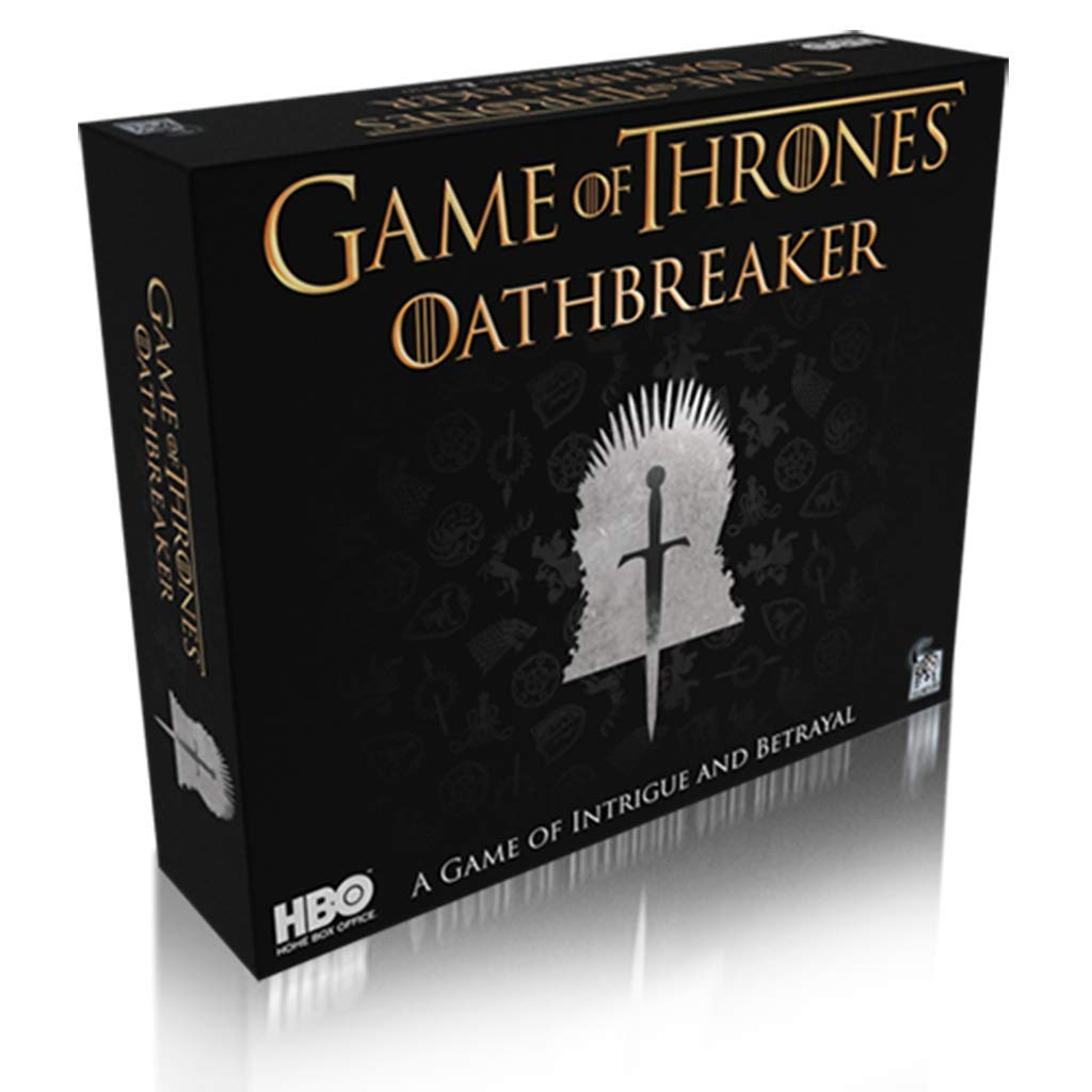 Board Game | Game of Thrones: Oathbreaker | Game Night Gear