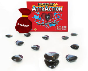 Hearts of AttrAction components