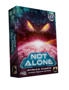 Board Game | Not Alone | Game Night Gear