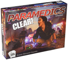 Load image into Gallery viewer, Paramedics: Clear! 3D front