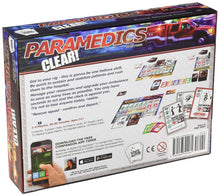 Load image into Gallery viewer, Paramedics: Clear! 3D back