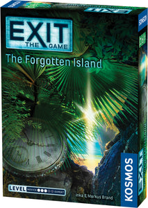 Board Game | Exit: The Forgotten Island | Game Night Gear