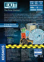 Load image into Gallery viewer, Board Game | Exit: The Polar Station | Game Night Gear