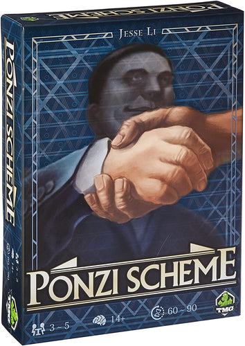 Board Game | Ponzi Scheme | Game Night Gear