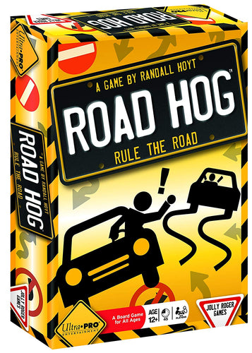 Road Hog: Rule the Road 3D front