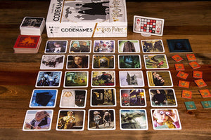 Board Game | Codenames: Harry Potter | Game Night Gear
