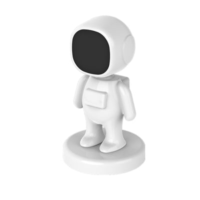 Support Telephone Voiture Astronaute Blanc