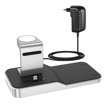 Chargeur Induction Aluminium Luxe