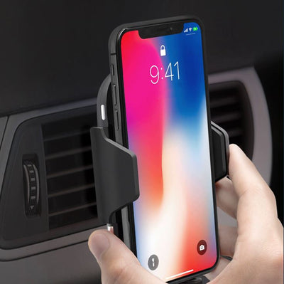 Chargeur Induction Autonome iPhone