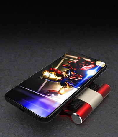 Chargeur Induction Iron Man iPhone