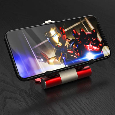 Chargeur Induction Iron Man Paysage
