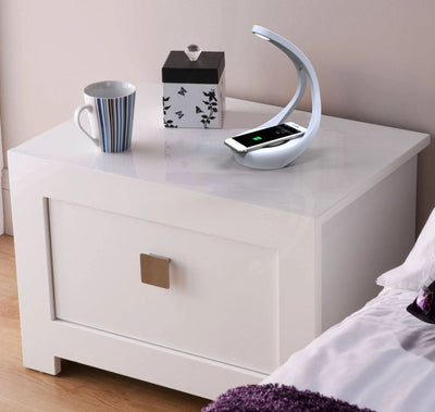 Chargeur Induction Lampe Rapide iPhone