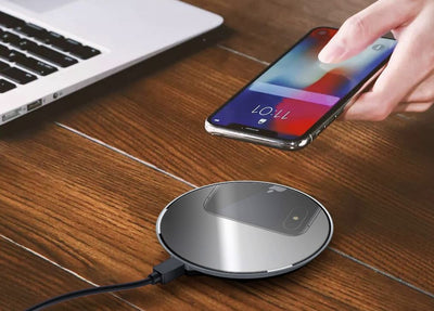 Chargeur Induction Miroir iPhone