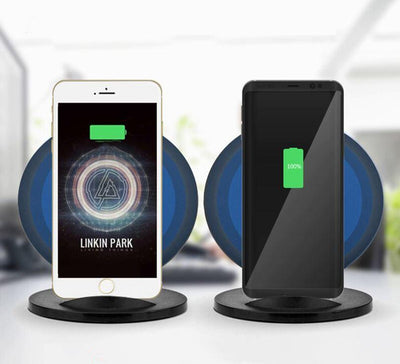 Chargeur Induction Support Bureau iPhone